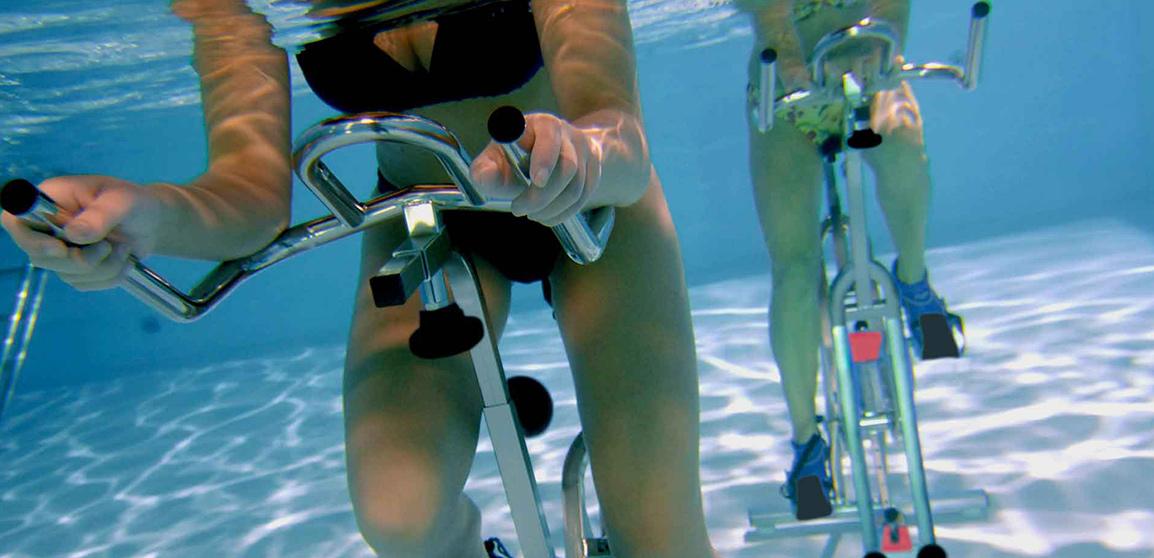 Cours Aquabike, Adonara Créateur de bien-être